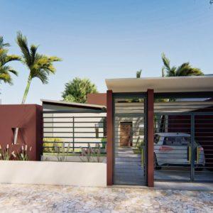 Casa H (PROCREAR 2020)